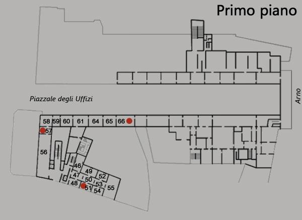 Polo museale fiorentino sito ufficiale for Piani principali del primo piano